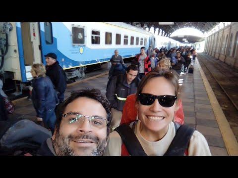 30 Horas no Trem de Buenos Aires a Tucumán