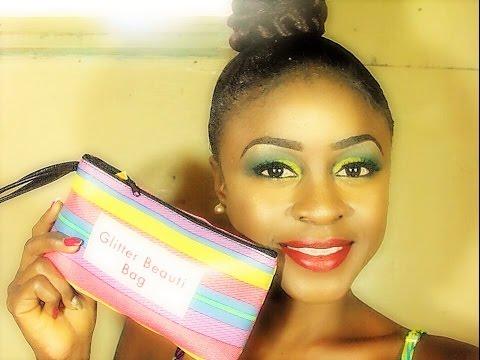 Glitter Beauti Bag Unboxing| Caribbean based Subscription Bag