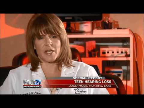 Hearing loss in kids because of headphones