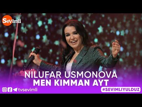 Nilufar Usmonova - Men Kimman Ayt