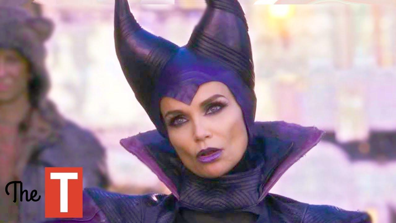 Maleficent Will Return In Descendants 4