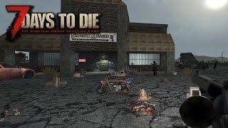 7 Days To Die Alpha15 #46 - ДОЛГОЕ ПУТЕШЕСТВИЕ!