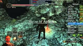 Dark Souls 2 in 1:15:27 (Glitchless)