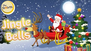 Jingle Bells for Preschoolers I Christmas Songs I Nursery Rhymes and Kid Songs I The Teolets