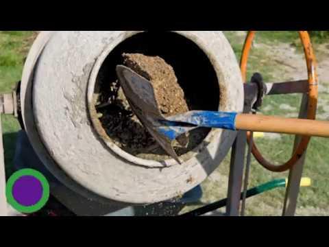 Клей ПВА для пластификации цементных растворов и бетонов