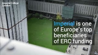 Imperial and the European Research Council thumbnail