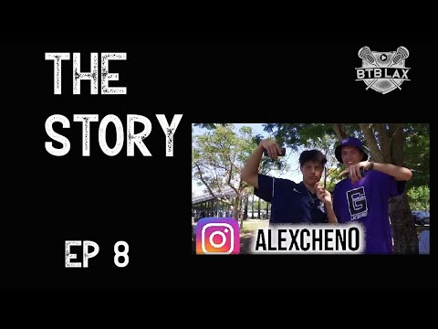 Quick Interviews with Gonzaga Lacrosse   The Story   Episode 8