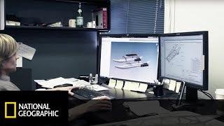 Szybki i wszechstronny prototyp łodzi pająka! - Potęga techniki