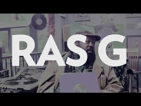 Brainfeeder's Ras G Exalts Boom-Bap, Praises Willow & Jaden Smith