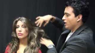 Rodrigo Cintra conta como ter leveza e movimento para cabelos longos e lindos