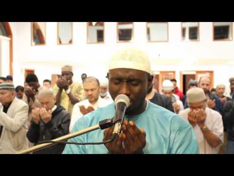 Amazing AFRICAN STYLE Witr Du'aa - 2017 Ramadan Sheikh Omar Jabbie