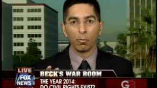 onkar ghate of the ayn rand ins on glenn beck war game