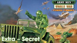 Army Men: World War - Final Front Easter Eggs