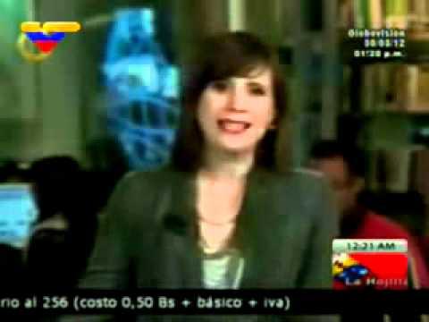 Gobernador de Monagas denuncia en Globovision.wmv