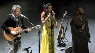 Yao after - Fatoumata Diawara, -M- Matthieu Chedid, Omar Sy (Le Grand Rex, 15/01/2019)