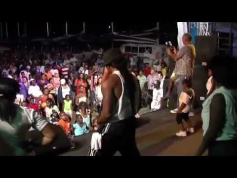 PURE VYBZ ANTIGUA at IMobile Dockyard Festival