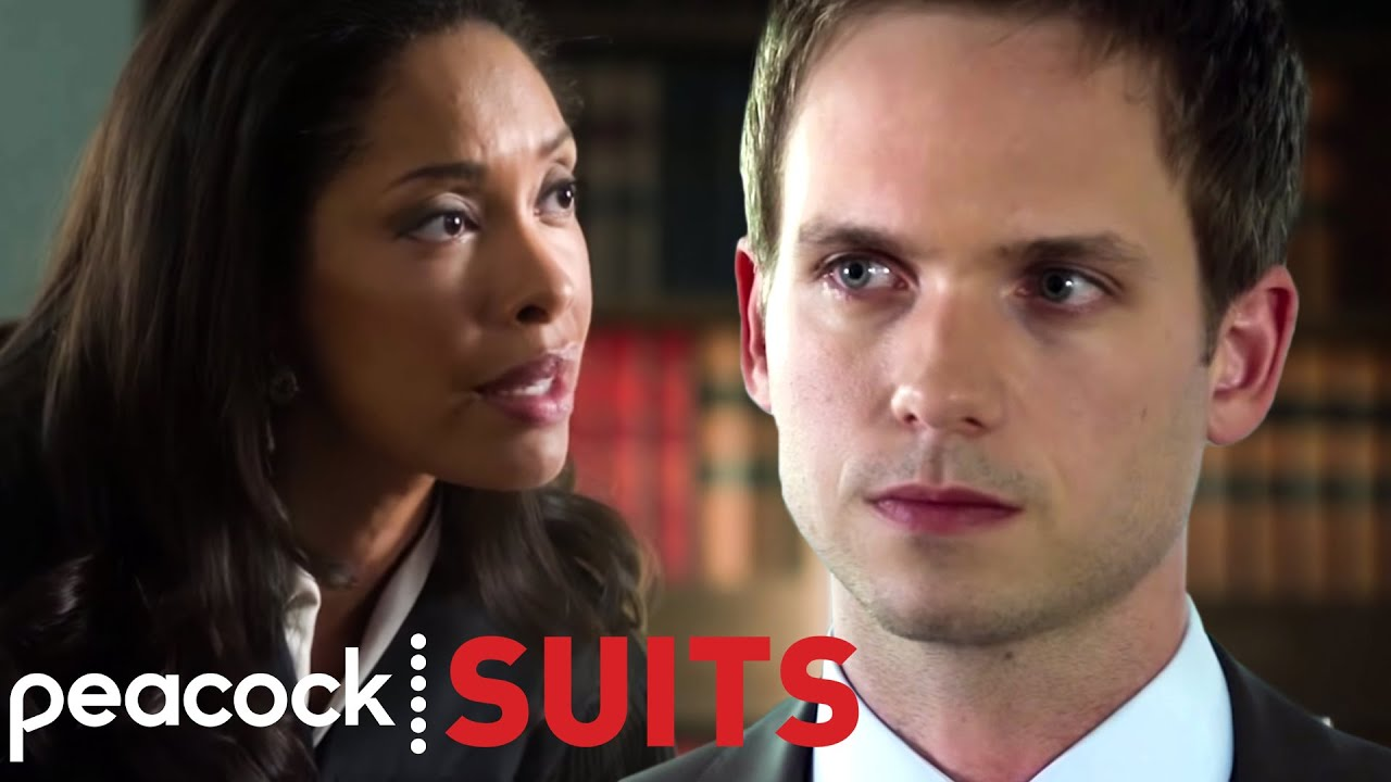 Download Jessica Disapproves Mike's Behaviour with Rachel   Suits
