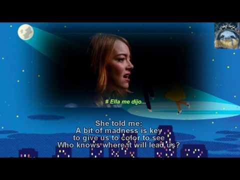 Emma Stone - Audition (The Fools Who Dream) ESPAÑOL