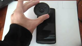 Nexus 5: Hall Effect Sensor Demonstration