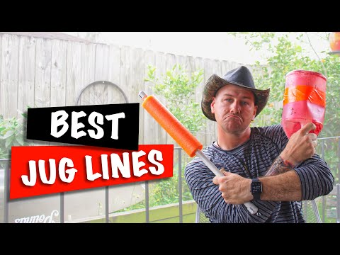 BEST JUG LINES For CATFISH ( How To Make Jug Lines With Pool Noodles And Pvc ) DIY