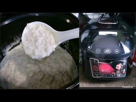 Геркулесовая Каша в Мультиварке Redmond  Rmc-m800s / Тонкости приготовления