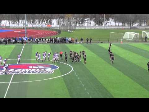 UMass Lowell Men's Rugby Championship Part 2 22:13-44:26 mn