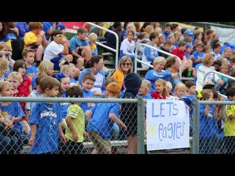 SouthLake Christian Academy Football Homecoming Pep Rally 2017