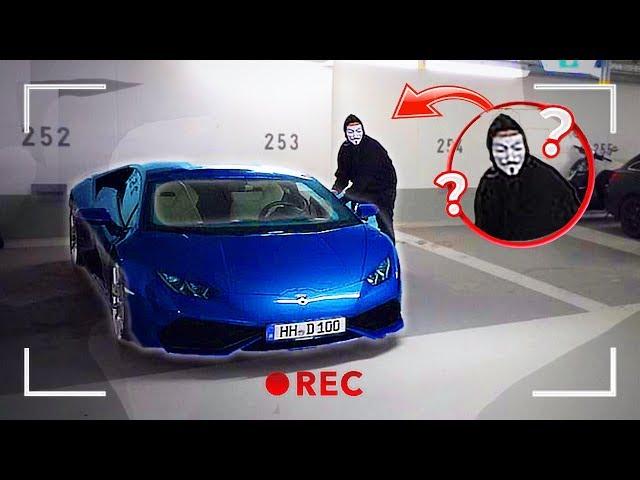 mein Lamborghini wurde geklaut!! **wer steckt dahinter**