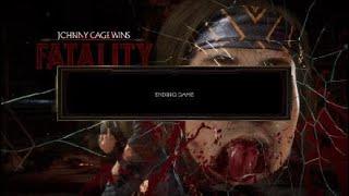 Mortal Kombat 11 PlayStation 4 Online Ranked Match #9
