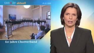 Pop-Jazz-Chor Rheinland-Pfalz Auftritt 60.-jähriges Jubiläum Chorverband Rheinland Pfalz