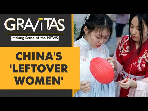 Gravitas: In China, there are no women to marry