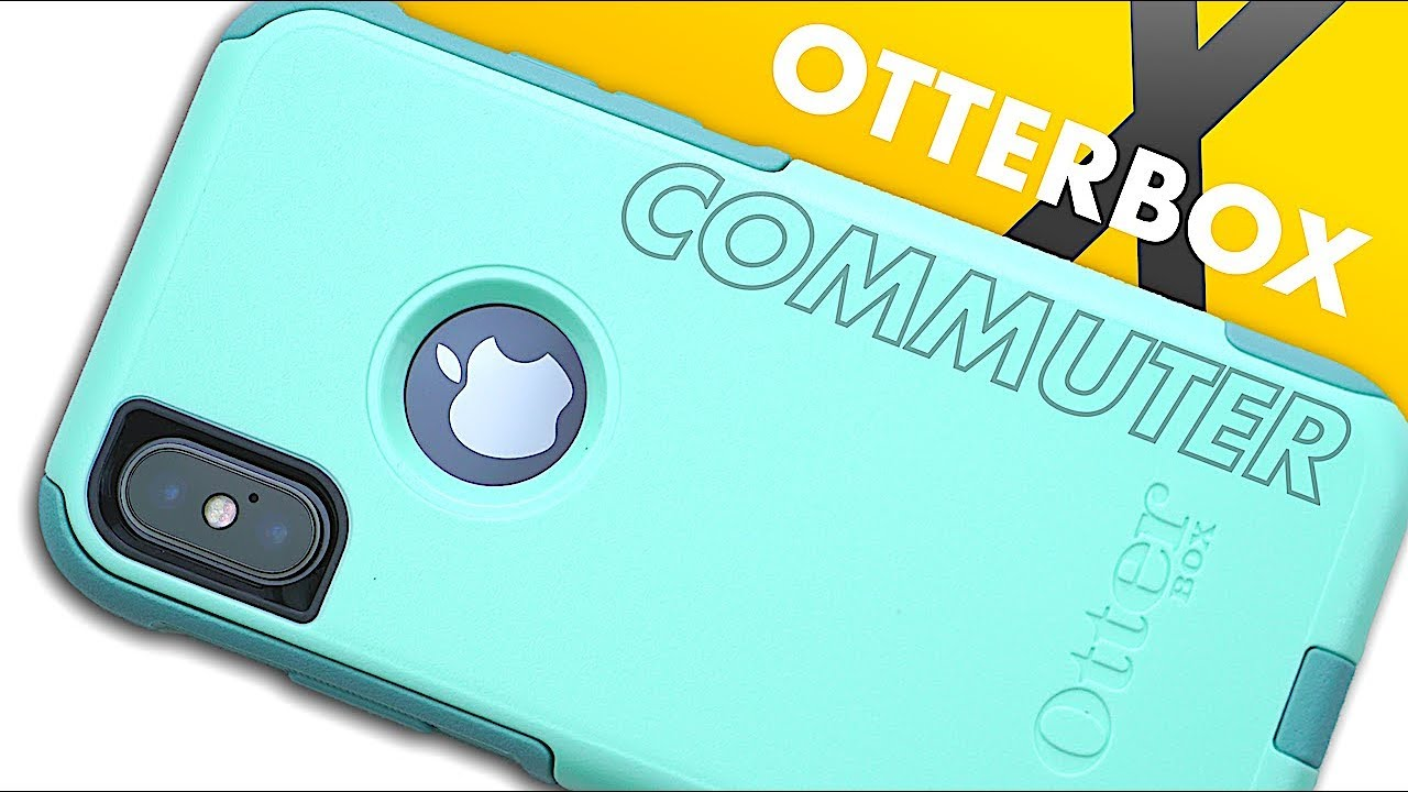 sneakers for cheap cc82f 7749e OtterBox COMMUTER Case for iPhone X/XS | Review