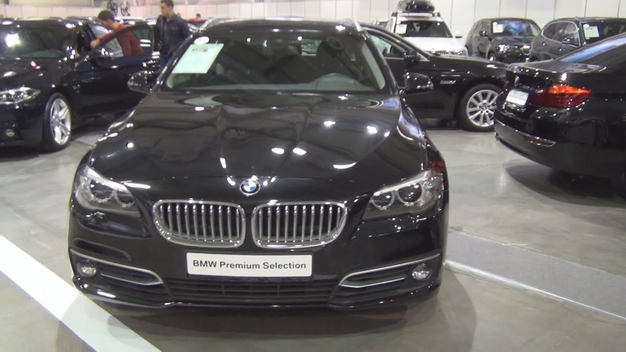 bmw 525d xdrive touring 2013 exterior and interior in 3d youtube. Black Bedroom Furniture Sets. Home Design Ideas
