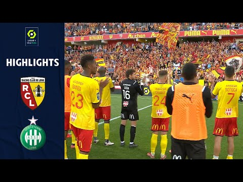 Lens St. Etienne Goals And Highlights