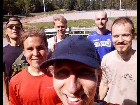 Kohti NUTS Ylläs-Pallas-Hetta 134km polkujuoksua #2