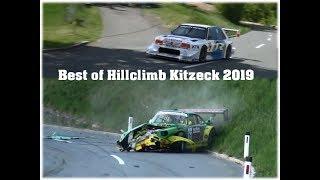 Hillclimb Kitzeck 2019 Crash and Action