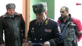 Подробности визита в Мичуринск генерал-майора полиции Юрия Кулика