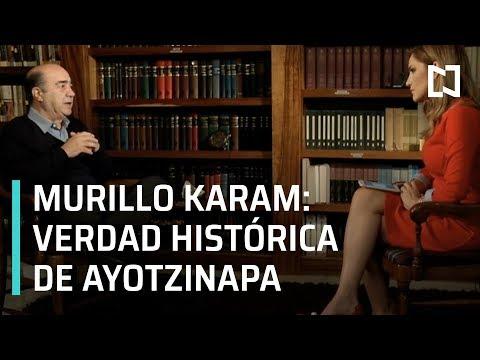 Entrevista con Jesús Murillo Karam: Ayotzinapa, la 'verdad histórica' - Despierta