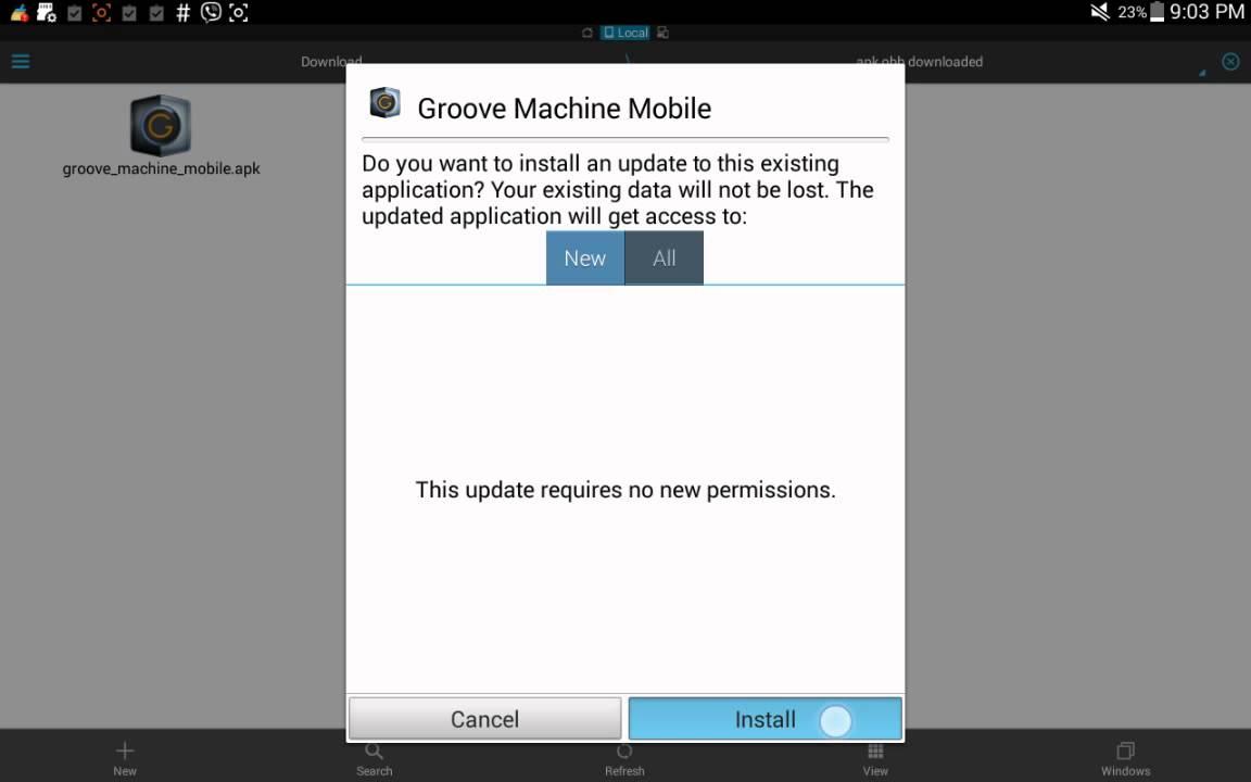 groove machine mobile apk download