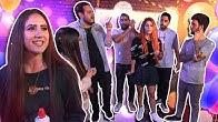 Fiesta privada de YouTubers