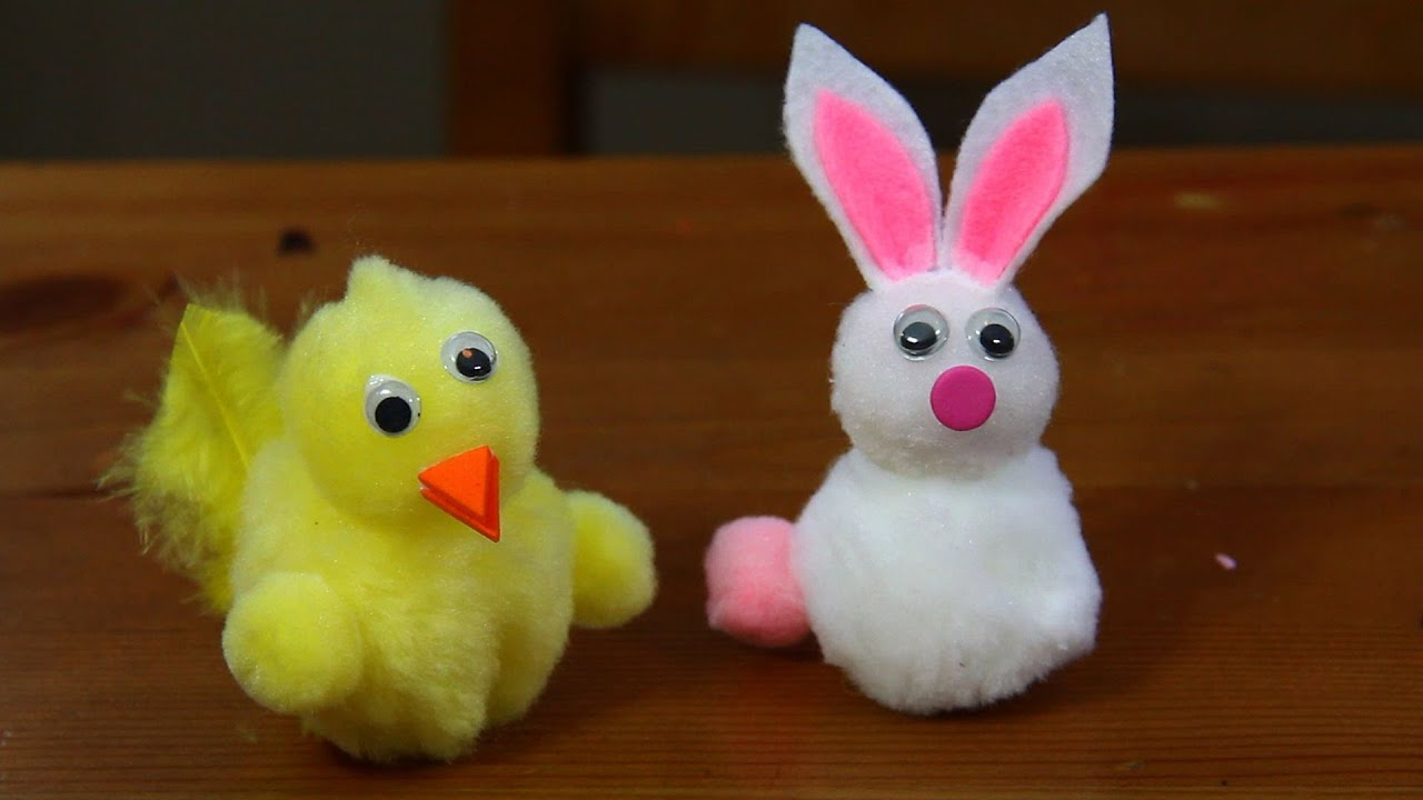Easy easter bunny crafts - Easy Easter Bunny Crafts 28