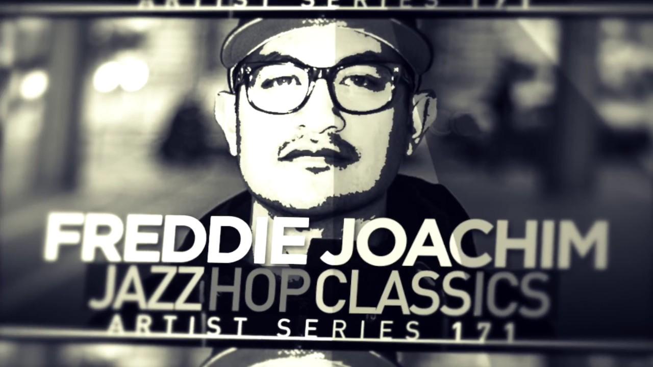 Freddie Joachim Jazz Hop Classics - Hip Hop Samples & Breaks