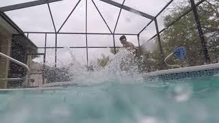 Florida pool tricks