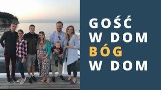 Gomułeczki - Vlog #32 - GOŚĆ W DOM, BÓG W DOM