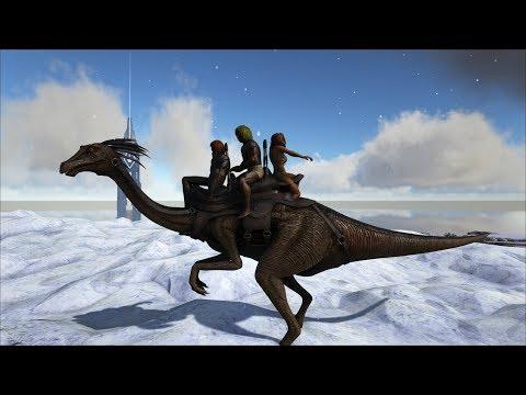 ARK: Survival Evolved - Tập 19 - Máy Farm Metal Siêu Khủng (Ankylosaurus)