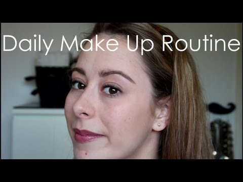 Daily Face  | Make Up Routine