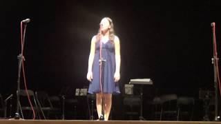 Jeļizaveta Galkina- Песня Анюты (Исаак Дунаевский)