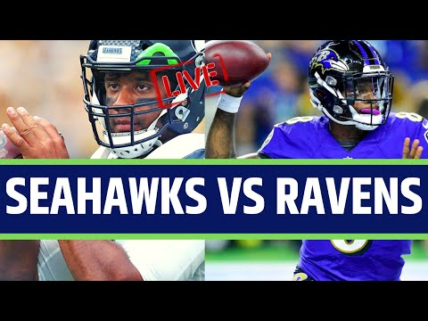 Seattle Seahawks Vs Baltimore Ravens Week 7 Live Stream Reactions