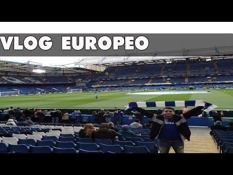 Vlog de viaje a Europa (Londres, Stuttgart, Munich)