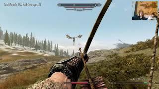 How To Kill A Dragon In Skyrim (Hittin